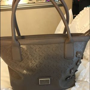Guess Bags - Guess pocketbook-taupe color